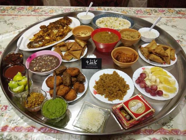 The Bohri Kitchen