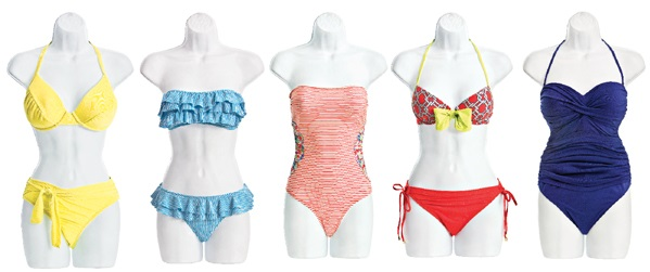 Find Stylish Swimsuits For Less On This Street In Bombay!