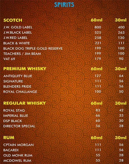 PJ's, cheap booze in bandra