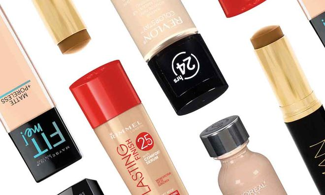 Get Your Favorite Foundations For A Much Cheaper Price